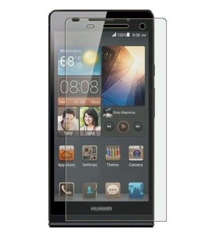 Пленка защитная для Huawei Ascend P6 глянцевая