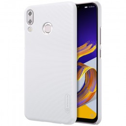 Накладка Nillkin Frosted Shield пластиковая для ASUS Zenfone 5 2018 ZE620KL White (белая)