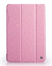 Чехол HOCO Duke leather case для iPad mini2 Retina PINK