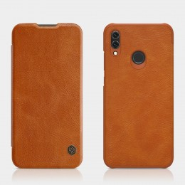 Чехол Nillkin Qin Leather Case для Huawei Honor 10 Lite Brown (коричневый)