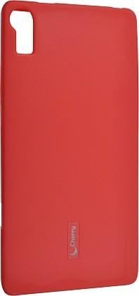 Накладка Cherry силиконовая для Lenovo Vibe Shot Z90 красная