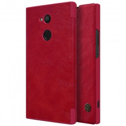 Чехол Nillkin Qin Leather Case для Sony Xperia XA2 Ultra Red (красный)