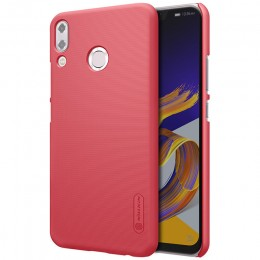 Накладка Nillkin Frosted Shield пластиковая для ASUS Zenfone 5 2018 ZE620KL Red (красная)