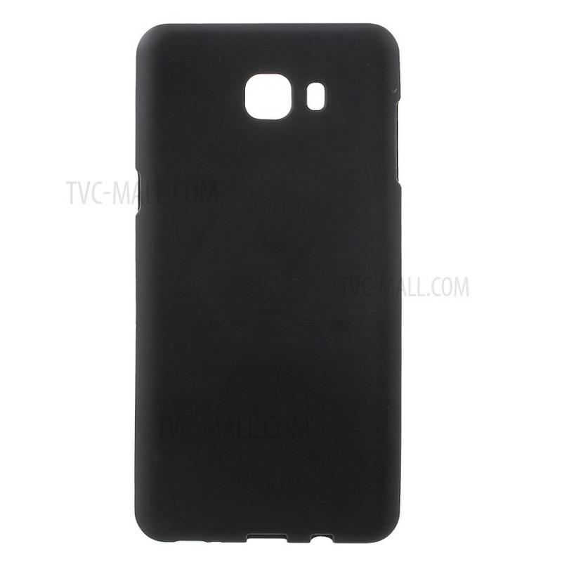 Накладка силиконовая для Samsung Galaxy C9 Pro C9000 черная