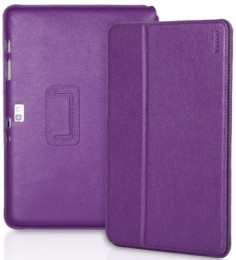 Чехол Yoobao Leather Case для Samsung Galaxy Tab 2 10.1 P5100/5110 Purple