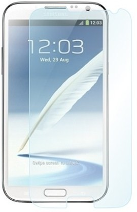 Пленка защитная для Samsung Galaxy Note II N7100 глянцевая