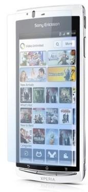 Пленка защитная для Sony Ericsson Xperia Arc S LT18i глянцевая