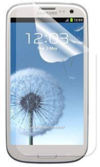 Пленка защитная для Samsung GT-I9300 Galaxy S III глянцевая