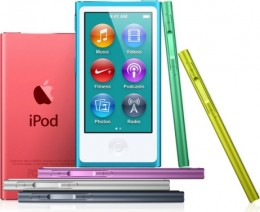 Apple iPod nano 7 16Gb Purple