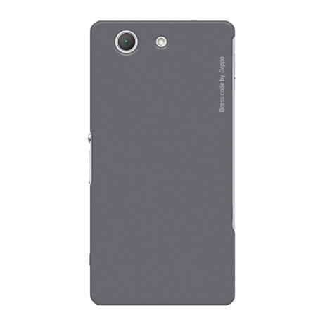 Накладка Deppa Air Case для Sony Xperia Z3 Compact серая