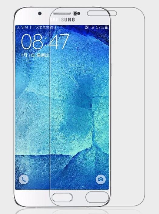 Пленка защитная для Samsung Galaxy A8 A800 матовая