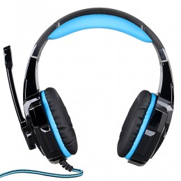 Наушники Kotion Each G9000 Pro Gaming Headset синие