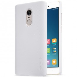 Накладка Nillkin Frosted Shield пластиковая для Xiaomi Redmi Note 4X White (белая)