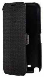 Чехол Yoobao Fashion Leather Case for Samsung Galaxy Note II N7100 Black