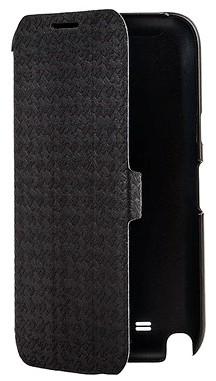Чехол Yoobao Fashion Leather Case for Samsung Galaxy Note II N7100 Black