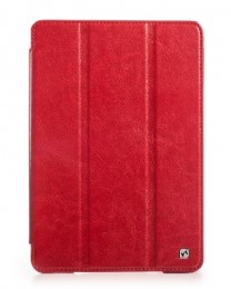 Чехол HOCO CRYSTAL leather case для iPad mini 2 Retina RED