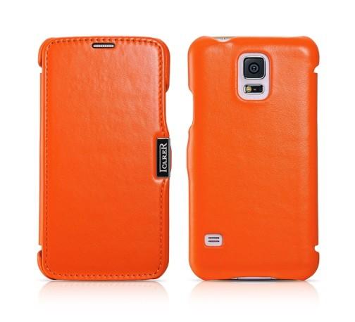 Чехол iCarer для Samsung Galaxy S5 G900 Orange