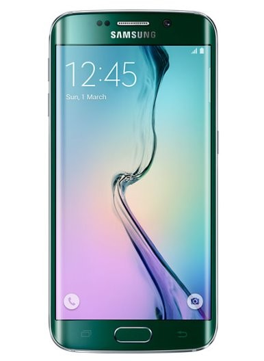 Мобильный телефон Samsung Galaxy S6 Edge SM-G925F 32Gb Green