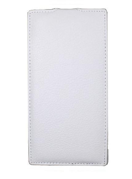 Чехол для Lenovo A806 белый