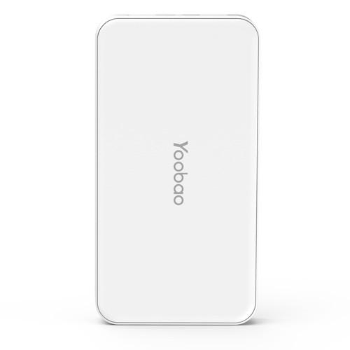 Аккумулятор Yoobao M20 White 20000mAh внешний универсальный