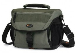 Сумка для фотоаппарата LowePro Nova 160 Dark-Grey