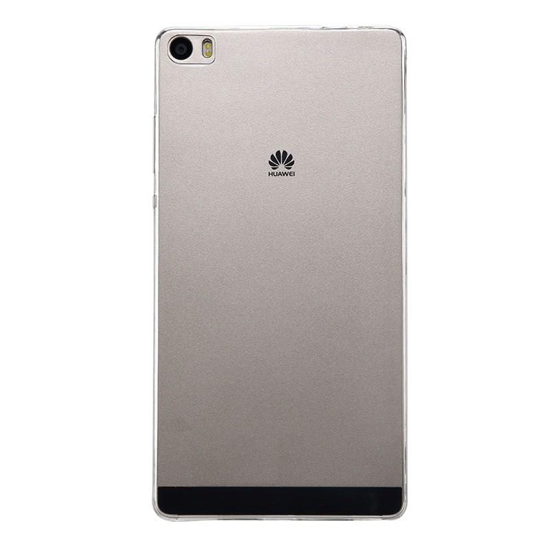 Накладка силиконовая для Huawei P8 Max прозрачная