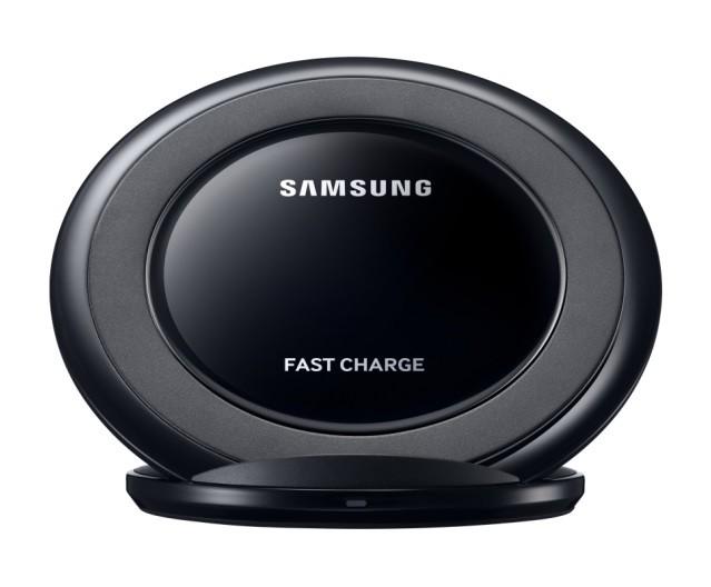 Беспроводное зарядное устройство SAMSUNG для Samsung Galaxy S7 EP-NG930BBRGRU черное
