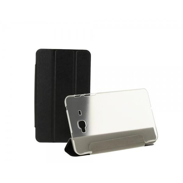 "Чехол Trans Cover для Samsung Galaxy J Max (7.0"") черный"