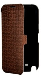 Чехол Yoobao Fashion Leather Case for Samsung Galaxy Note II N7100 Brown
