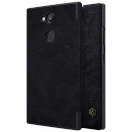 Чехол Nillkin Qin Leather Case для Sony Xperia L2 Black (черный)