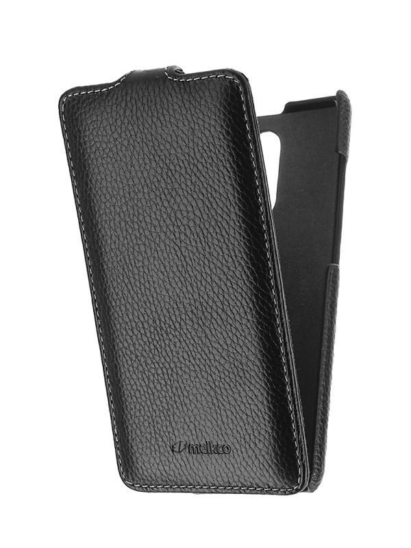 Чехол Melkco Jacka Type для Xiaomi Redmi Note 3 Black LC (черный)