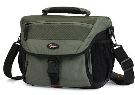 Сумка для фотоаппарата LowePro Nova 170 Dark-Grey