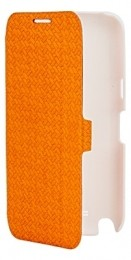 Чехол Yoobao Fashion Leather Case for Samsung Galaxy Note II N7100 Orange