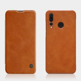 Чехол Nillkin Qin Leather Case для Huawei Nova 4 Brown (коричневый)