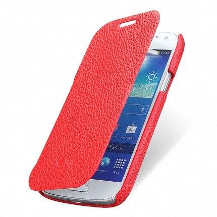 Чехол Sipo для Samsung Galaxy S4 mini i9190/9192/9195 Book Type Red (красный)