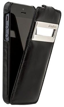 Чехол Melkco ID для iPhone 5 Vintage Black