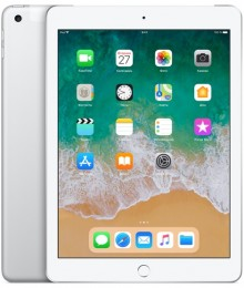 Планшет Apple iPad (2018) 128Gb Wi-Fi + Cellular Silver