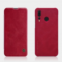 Чехол Nillkin Qin Leather Case для Huawei Nova 4 Red (красный)