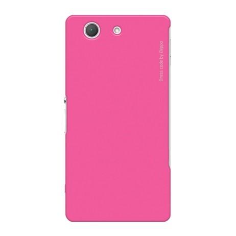 Накладка Deppa Air Case для Sony Xperia Z3 Compact розовая