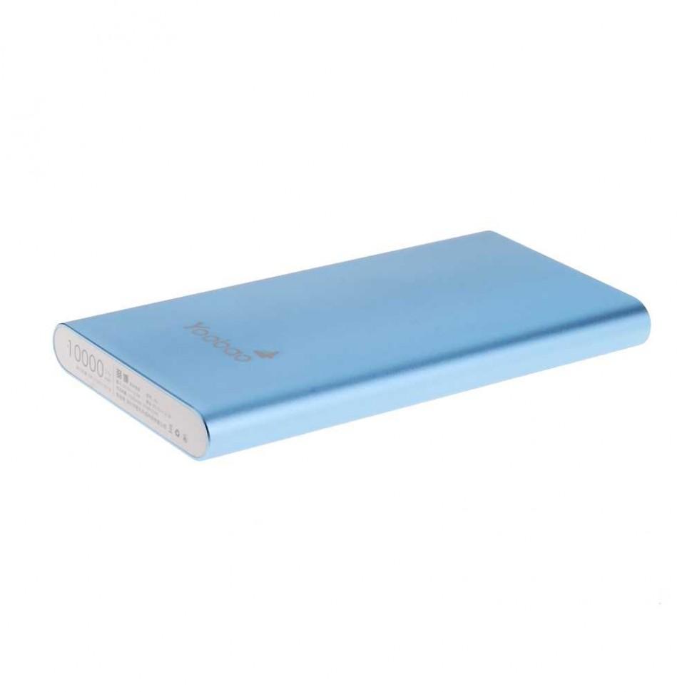 Аккумулятор Yoobao Power Bank Air 10000 mAh внешний универсальный Blue (голубой)