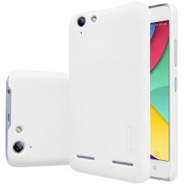 Накладка Nillkin Frosted Shield пластиковая для Lenovo Vibe K5 (A6020/Vibe K5 Plus/Lemon 3) White (белая)