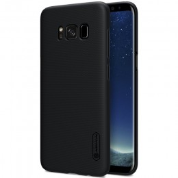 Накладка Nillkin Frosted Shield пластиковая для Samsung Galaxy S8 SM-G950 Black (черная)
