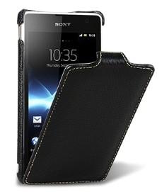 Чехол Melkco для Sony Xperia TX LT29i Black