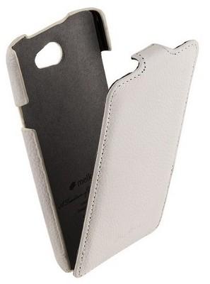 Чехол Melkco для Sony Xperia V LT25i White