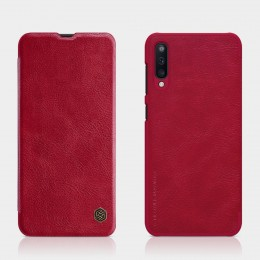 Чехол Nillkin Qin Leather Case для Samsung Galaxy A50s (2019) SM-A507 Red (красный)