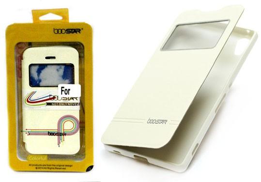 Чехол Boostar для Lenovo K3 Note (A7000) белый