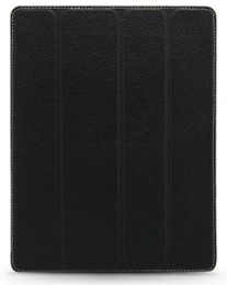 Чехол Melkco Premium Leather case для iPad 4/3/2 Black