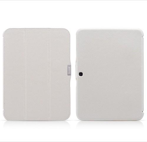 Чехол iCarer Leather Case для Samsung Galaxy Tab 3 10.1 P5200/5210 White