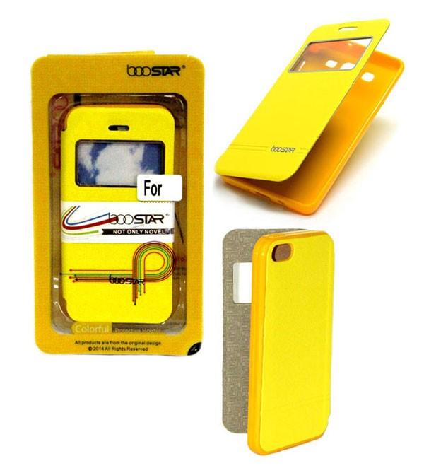 Чехол Boostar для Lenovo K3 Note (A7000) желтый