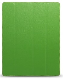 Чехол Melkco Premium Leather case для iPad 4/3/2 Green